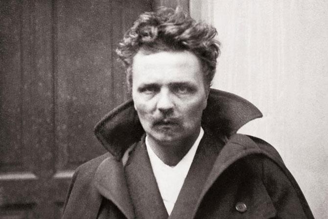 """August Strindberg """"Das rote Zimmer"""""""